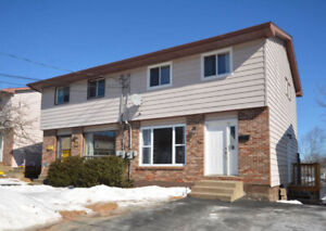 THREE BEDROOM SEMI-DETACHED MOVE IN READY HOME!!!