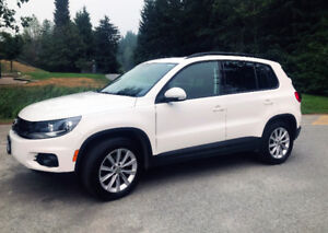 Fully Equipped VW Tiguan perfect for your next adventures