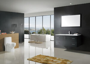 """Warehouse SALE – 50"""" Bathroom Vanity MK50 $980"""