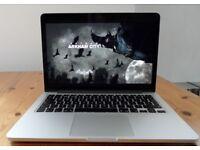 Apple Mac Book Pro Mid 2014 2.6 Intel Core i5 8gb RAM 125GB SSD