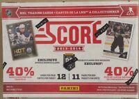 boite de carte de hockey PANINI SCORE 2013-14 non ouverte