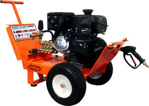 ACTION SERIES COLD ATER PORTABLE PRESSURE WASHER