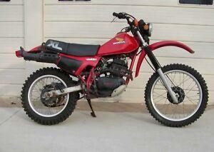 1984 Honda 125     ****read the add****
