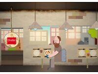 GRAPHIC DESIGNER - LOGO CARDS FLYER LEAFLET ANIMATION INFOGRAPHIC WEBSITE