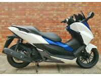 Honda Forza 125. Excellent condition with full service history