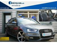 2012 12 Audi A4 Avant 2.0 TDI 143 S-Line Black Edition 2 OWNERS