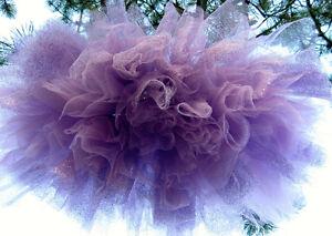 Purple Glitter Tutu Edmonton Edmonton Area image 2