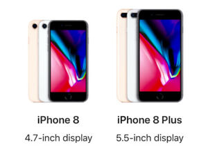 An iPhone 8, 8+ or X in excellent condition.