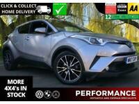 2017 Toyota C-HR 1.8 VVT-h Excel CVT (s/s) 5dr SUV Petrol/Electric Hybrid Automa