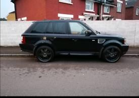 Range Rover Sport 22 inch Alloys