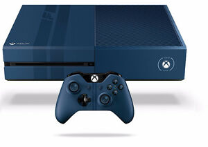 FORZA EDITION XBOX ONE  1 terra hardrive (blue)