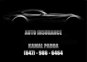 CHEAP AUTO INSURANCE - CALL FOR A FREE QUOTE TODAY! 647-986-6464
