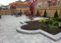 LANDSCAPING COMPANY IN THE GTA - 15% OFF THIS MONTH