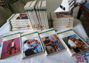 Harlequin ROMANCE 22 Books in 3600 Series newer relaxing novels