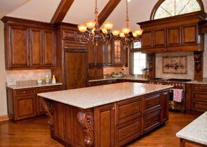 Cambridge 10' x 10' wood kitchen - $56 a month (OAC)
