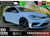 2018 Volkswagen Golf 2.0 TSI R DSG 4Motion (s/s) 5dr Hatchback Petrol Automatic