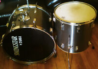Vintage Tama Swingstar Bass drum & Floor tom