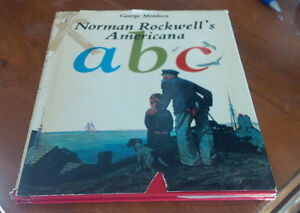 Norman Rockwell's Americana abc,