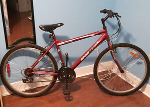 24 inch ,,18 speed,,Sportek Ridge Runner Ladies Mountain Bike