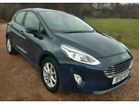 Ford Fiesta 1.1 Ti-VCT Zetec 5dr Only 1008 miles FREE DELIVERY