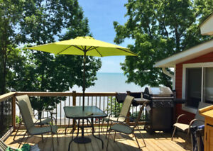 Lakefront Cottage Rental - Lake Erie - Long Point area