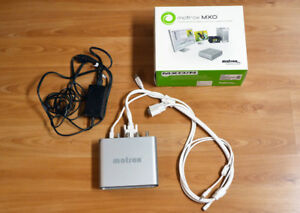 Matrox MXO External HD Broadcast Video Output for Mac