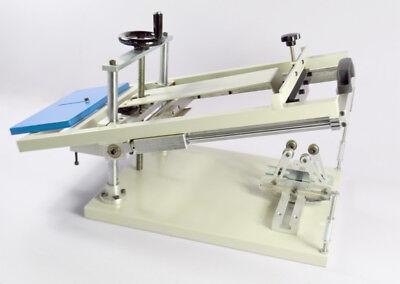 1 Color Screen Printing Press Manual Cylinder Printer Bottle Round Stick Press