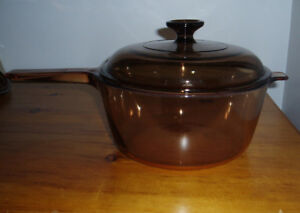 Corning Visions Pyrex 2.5L Cooking Pot