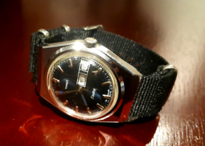 vintage Timex electric watch