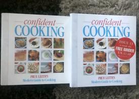 Confident Cooking Binder bundle