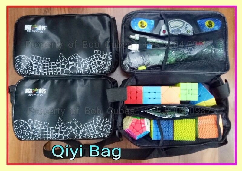 = Qiyi Bag for Cubes and Cubes Related Accessories for sale !