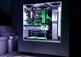 Gaming PC High end custom build
