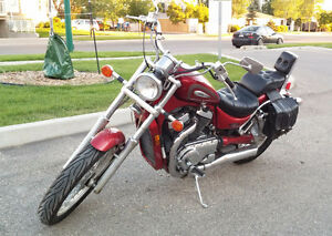 2002 Suzuki Intruder VS800GL
