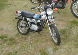 Wanted 1978 Yamaha GT 80 bike/parts