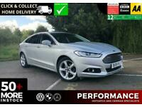 2019 Ford Mondeo 2.0 TDCi Titanium Edition Powershift (s/s) 5dr Hatchback Diesel