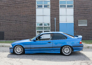 1999 BMW M3 Coupe (2 door) - Estoril Blue