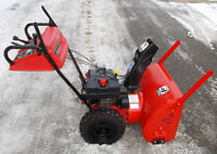 Snowblower snow blower super sale - all made in USA