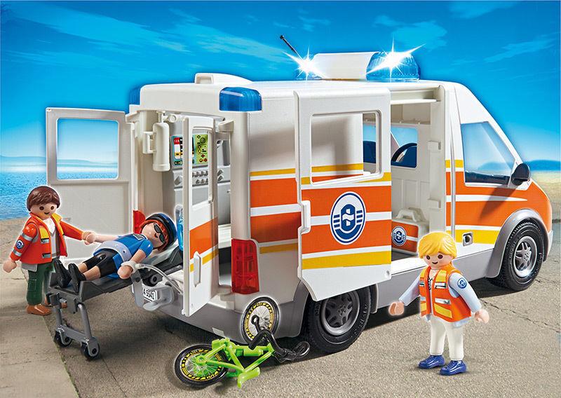 welches zubehör gibt es zum playmobilkrankenwagen  ebay