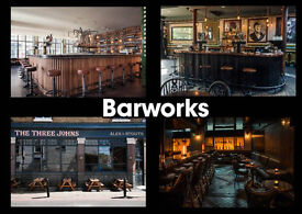 Part time chef de partie required for Shoreditch bar & restaurant within BARWORKS group