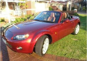 2007 Mazda MX-5 Coupe **12 MONTH WARRANTY** West Perth Perth City Area Preview