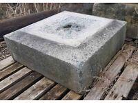 Granite Plinth