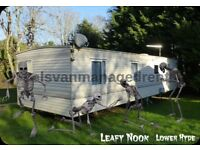 BARGAIN AUTUMN BREAKS: LEAFY NOOK: Lower Hyde (Parkdean Resorts), Shanklin, Isle of Wight