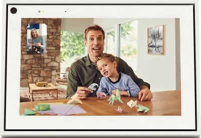 "Facebook - Portal Mini Smart Video Calling 8"" Display with Alexa - White"