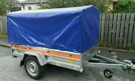 Car trailer 3.7ft x 6.8ft