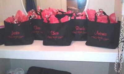 3 WEDDING TOTE Bag BRIDES ON BUDGET * BRIDESMAID BRIDAL GIFT SHOWER FRIEND CUTE! Budget Tote Bag