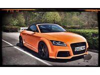 Audi TTS Revo Stage 2+ Magazine Featured
