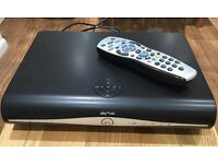 Sky+HD Box with remote control (500GB. WiFi)