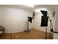 Professional Photography/Filming Studio (For Hire) (Open 24hrs)
