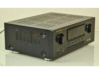 Marantz SR4200 5.1 Home Cinema AV Amplifier + Remote 4/5 Stereo pairs work 1/5 faulty make an offer
