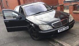 Mercedes S430L-Amg V8 Lwb Luxury Car L@@K £1799 Or Swap